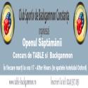 Post Thumbnail of OPENUL SAPTAMANII de TABLE si Backgammon la After Hours (in spatele hotelului Oxford)